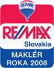 Maklér roka 2008 - RE/MAX Slovakia